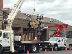 From design to execution, Signs Plus, Inc. is a part of the process all the way. Photo courtesy: Signs Plus, Inc.