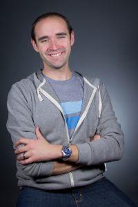 Josh Burdick has extensive film making experience. Photo courtesy: Veritas Media Productions.