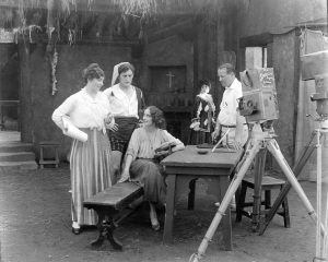 "CASCADIA International Women's Film Festival will present the silent film, ""The Dumb Girl of Portici,"" the first blockbuster directed by a woman, Director Lois Weber. Photo courtesy: CASCADIA International Women's Film Festival."