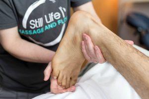 recuperative therapies at Still Life Massage