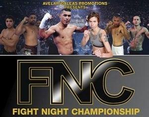 Avelar/Galeas Promotions Presents: Fight Night Championship @ Mount Baker Theatre | Bellingham | Washington | United States