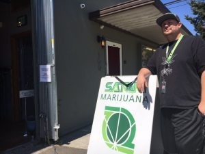 Jaramie Thomas - Medical Marijuana Advocate at Satori
