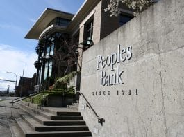 Peoples Bank Announces