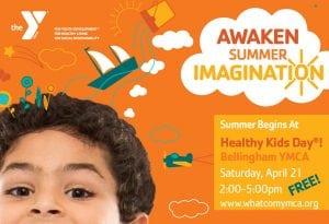 YMCA Healthy Kids Day @ Bellingham YMCA | Bellingham | Washington | United States