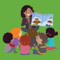 Lynden Toddler Storytime @ WCLS Lynden Library | Lynden | Washington | United States