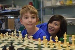 Knights Chess Tournament @ St. Paul's Academy (Markell Hall)   Bellingham   Washington   United States