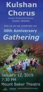 Kulshan Chorus Presents: Gathering @ Mount Baker Theatre | Bellingham | Washington | United States