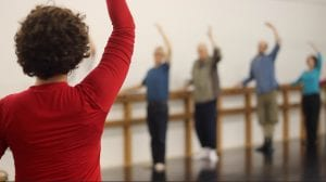 Dance for People with PD and other Neurological Disorders @ Ballet Bellingham
