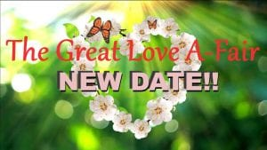 NEW DATE - The Great Love A-Fair Vendor Event @ Blaine Pavilion