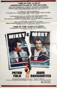 MIKEY AND NICKY (1976) @ Limelight Cinema