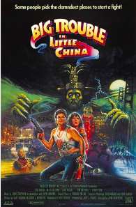 BIG TROUBLE IN LITTLE CHINA (1986) @ Limelight Cinema