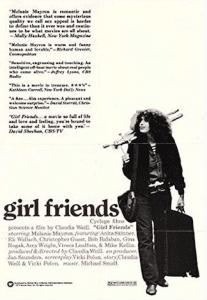 GIRLFRIENDS (1978) @ Limelight Theatre