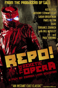 Repo! The Genetic Opera @ Limelight Cinema