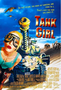 Tank Girl @ Pickford Film Center