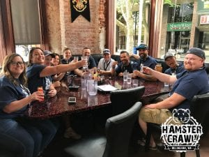 The Fourth Annual Hamster Crawl @ Downtown Bellingham
