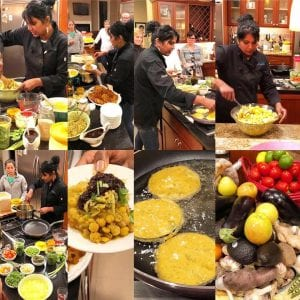 "Calypso Kitchen Caribbean Cooking Class: ""The flavours of the East in the West Indies"" @ Salt Pepper & Oil (SPO)"