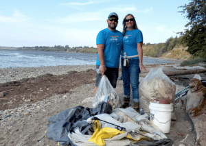World Water Day Beach Cleanup @ Squalicum Beach Park