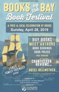Books By the Bay Book Fair @ Hotel Bellwether Ballroom