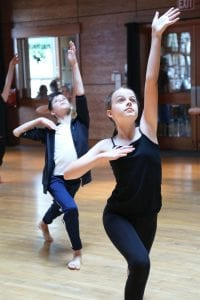 Youth Dance Workshop @ Firehouse Arts and Events Center