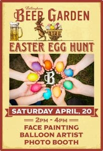 Easter Egg Hunt at Twin Sisters @ Twin Sisters Brewing Company