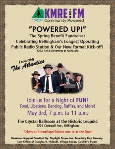 KMRE-FM Benefit Fundraiser & Dance Party @ The Hotel Leo