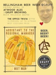 Atwood Ales Farm Brewery & Gruff Brewing Beer Release @ Gruff Brewing