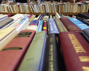 Used Book Sale @ Congregation Beth Israel