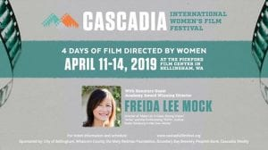 A Conversation With Freida Lee Mock @ Mount Baker Theatre |  |  |