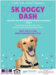 E-Higgy Doggy Dash @ Harrington Field