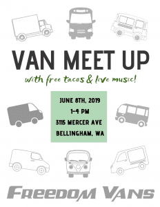 Van Meet Up 2019 @ Freedom Vans