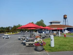 Shindig on the Patio @ Semiahmoo Marina