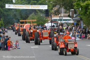 Farmers Day Parade in downtown Lynden @ Downtown Lynden