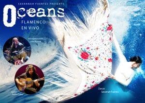 Oceans, Flamenco en Vivo @ Tha Outlet