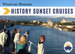 History Sunset Cruises @ Bellingham Cruise Terminal