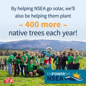 Empowering NSEA Solar Workshop @ Nooksack Salmon Enhancement Association