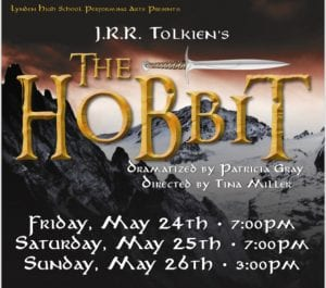 The Hobbit by Lynden High School Performing Arts @ Judson Auditorium