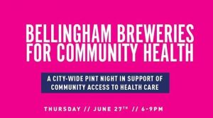 Breweries for Community Health @ Kulshan Brewing