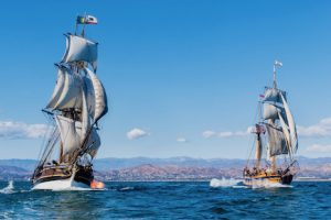 Tall Ships in Bellingham! @ Squalicum Harbor Marina , Gate 3, R-Float or O-Dock