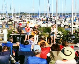 Friday Night Shindigs at Semiahmoo Resort Marina @ Semiahmoo Marina