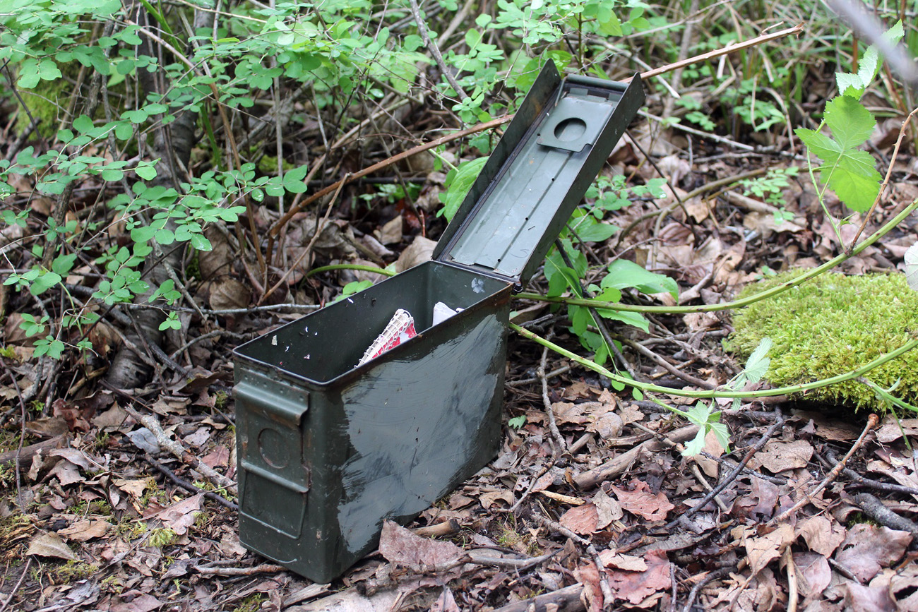 Geocachers Share The Creepiest Things They've Ever Seen