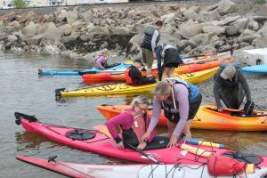 Quickstart Your Kayak @ Community Boating Center