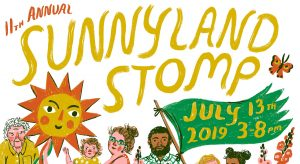 The Sunnyland Stomp @ Sunnyland Neighborhood of Bellingham