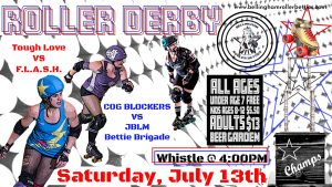 Bellingham Roller Betties: Season 12 Championship Bout @ Whatcom Community College