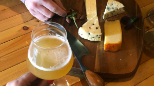Cheese and Beer Pairing with Twin Sisters Creamery (Bellingham) @ Overflow Taps (Bellingham)