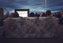 Pickford Film Center Outdoor Cinema