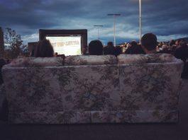 Pickford Film Center Outdoor Cinema