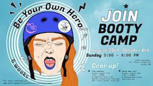 Bellingham Roller Betties: Booty Camp @ Lynden Skateway