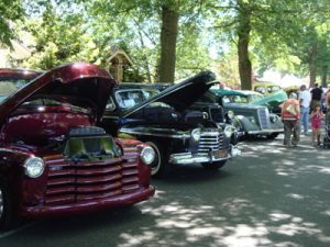 Razz and Shine Classic Car show @ Downtown Lynden