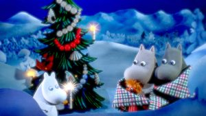 Kid Pickford: Moomins and the Winter Wonderland @ Pickford Film Center