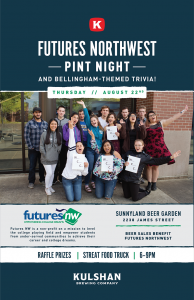 FuturesNW Pint Night @ Kulshan Brewing Comany